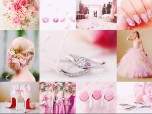 ウェディングを可愛くキメたいなら!究極のピンク花嫁コーデ♡