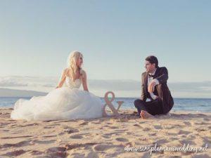 海がすき。そんなあなたへ伝授するHow to make♡Sea side wedding