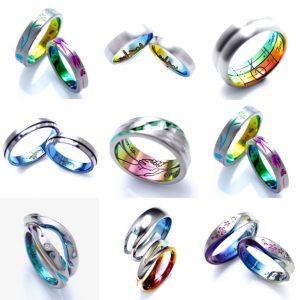 おふたりらしさをカタチにしよう!自由な発想でつくる指輪がおしゃれすぎる♡
