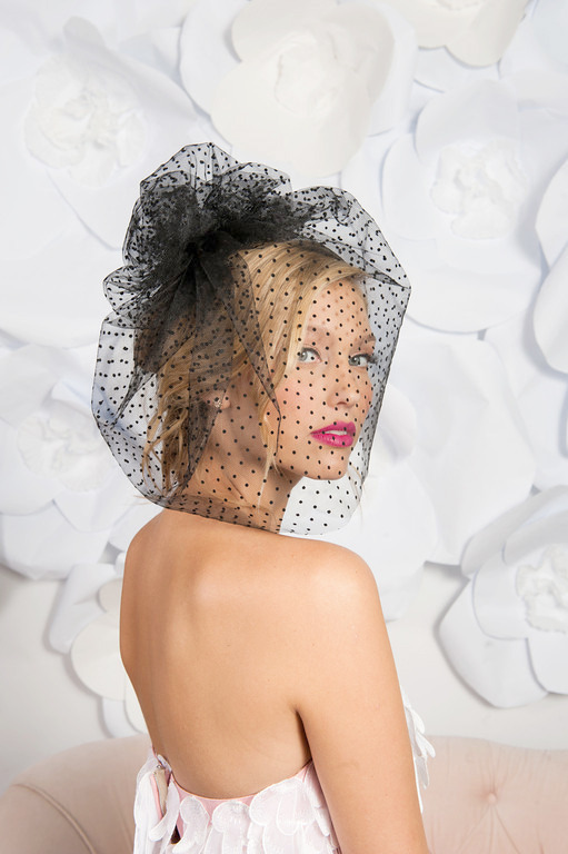 new-wedding-veil-black-dotted-birdcage-veil-black-tulle-wedding-veil-bridal-accessories-2015-new-arrival