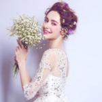 憧れのウェディングドレスに少しスパイスを♡*イマドキ花嫁さまのためのオシャレすぎるウェディングドレス特集**