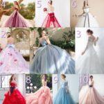 🎍 2017_December Wedding Dress Collection .。.:*10位⇒1位👗