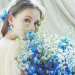 【大人花嫁さまにもおすすめ*♢】くすみカラーのフラワードレスとフラワーコーディネートをご紹介しちゃいます♡♡