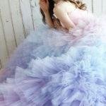 春になるとやっぱり着たくなる♡MIXカラーの春色ドレスでSpringコーデを楽しんじゃいましょ♫♩