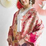 和婚花嫁さま♡「PRIMACARA」の和装が鮮やかでとってもオシャレなんです♩*
