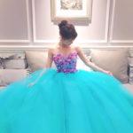ドレス迷子の花嫁さま必見*【カラードレス】を選ぶなら柄物?単色?どちらがお好み??♡♡