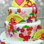 和のコーディネートにぴったり◎一味違う和ケーキでおふたりらしいコーディネートを叶えましょ✦