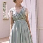 ナチュラルウェディングにぴったり✯*・Cli'Omariageの2018年新作ウェディングドレスでお洒落コーデ♡