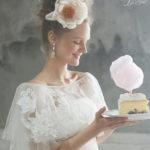 【Leaf for Brides】2018年新作コレクションは甘くて大人可愛い♡パステルカラーのウェディングドレス**