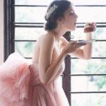 大人ロマンティックな♡FOUR SIS & CO.の2018年新作ウェディングドレスをCHECK**