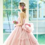 憧れのディズニープリンセススタイルを楽しめる♡トゥー・レ・ドゥーのウェディングドレス特集✯*・