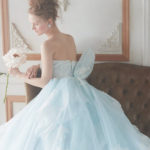 まるで妖精のような*♡キュートなフェアリーコーディネートにおすすめウェディングドレス特集♩