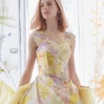 上品に美しく着こなせる♡大人イエローカラーのウェディングドレスをCHECK!!**