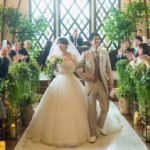 福岡花嫁さまにおすすめしたい!憧れのチャペルウェディングをご紹介⋆☪