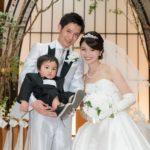 【ミキハウス認定❁*】パパママ・キッズ婚におすすめの関東の結婚式場をご紹介!