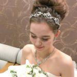 大阪の花嫁さま必見♡♡おしゃれ可愛いウェディングヘアならヤマノビューティウェルネスサロンさんがオススメ*