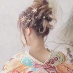 和装の最新おだんごヘア♡可愛い写真をIGからあつめました♥:*