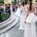 【New York Bridal Fashion Week】よりおしゃれ花嫁さま必見のドレスブランドをご紹介♡♥️