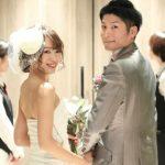💓👰 Dressy花嫁公認レポーター .➳♡゛【@hocha.wedding】さん のウェディングレポをご覧あれ(*˘︶˘*).。.:*♡