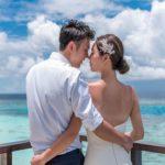 [リゾートウェディングヘア*]おしゃれ花嫁さまになれる!おすすめのヘアスタイル7選♡