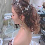 [ 花嫁ヘアカタログ ]Instagramで見つけた素敵すぎるヘアアレンジ♡MY DRESSER mariyaさんに注目*