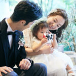 """子どもと一緒に結婚式をしたい花嫁さま必見!パパママ婚のお悩みをすべて解決する今大注目の""""楽婚""""とは?"""