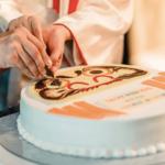和装花嫁さまにイチオシ♡ ケーキカットの代わりの演出 『だるまの目入れ』とは??