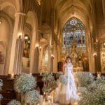 【福岡エリアおすすめ*】花嫁さま憧れのチャペルウェディングが叶う結婚式場をまとめました⚐
