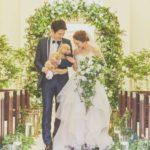 【ナチュラル派の花嫁さまに】ナチュラルウェディングにぴったりの福岡の結婚式場をcheck⚐