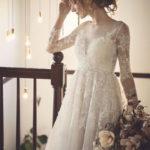 おしゃれ花嫁さま要CHECK♩山城葉子さんが手がける『Leaf for Brides』の最新Winter collectionが気になる!♡
