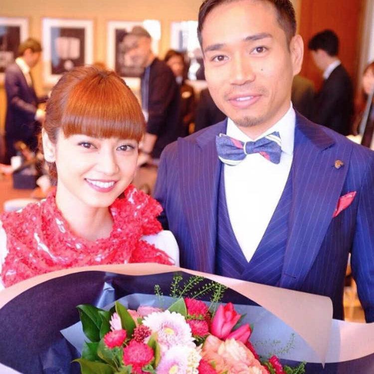 松井大輔 結婚